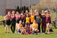 Gallery: Girls Track White River @ Highline